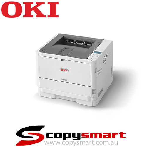 Oki B512dn Mono Printer