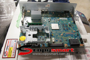 Fuji Xerox Office Printer Computer Motherboard Service Maintenance