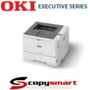 oki ES4132dn mono led laser printer