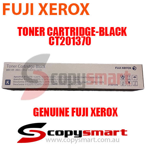 fuji xerox toner cartridge black ct201370