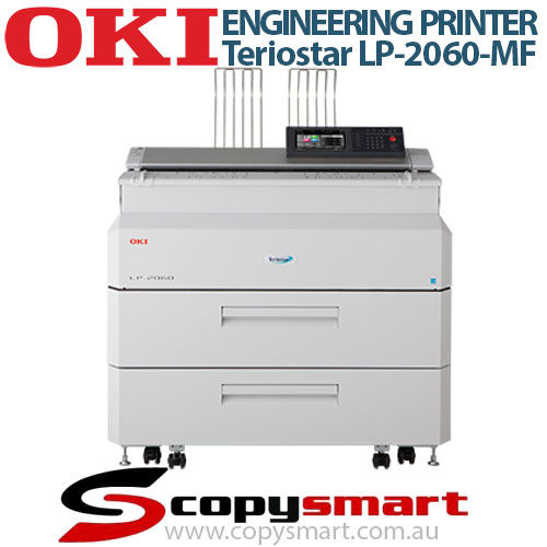 OKI Teriostar LP 2060 MF Engineering Printer