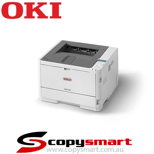 OKI B412dn/B432dn Mono Printer