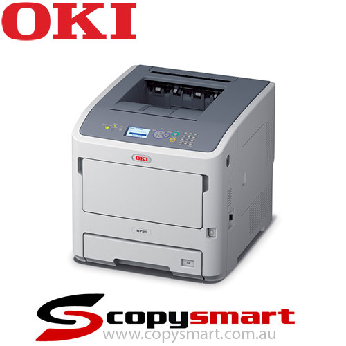 OKI B721dn/B731dn Mono Printer