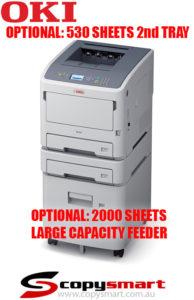 Oki B721 530 Sheets 2nd Tray Large Capacity Feeder