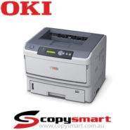 oki B820 mono printer