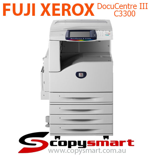 Fuji Xerox DocuCentre III C3300, C2200, C2201 Colour Multifunction Office Printers