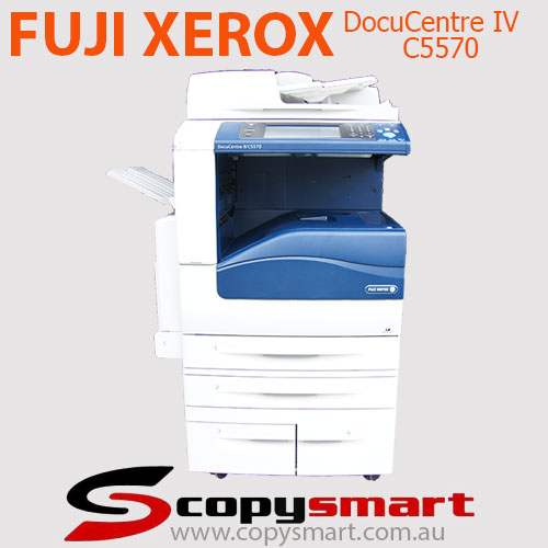 Fuji Xerox DocuCentre IV C5570, C4470, C3371, C3370, C2270 Colour Multifunction Office Printers