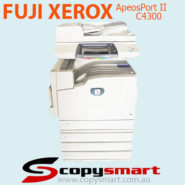Fuji Xerox ApeosPort II C4300 Printer Copier