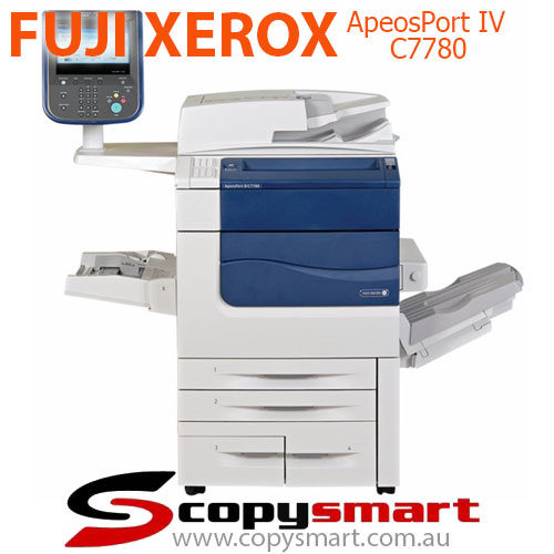 Fuji Xerox Apeosport Iv Docucentre Iv C7780 C6680 C5580 Colour