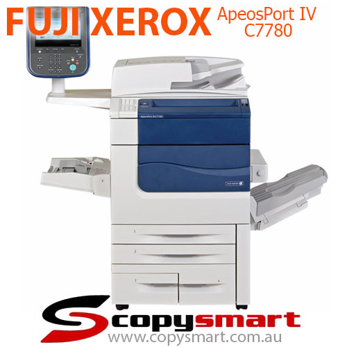 Fuji Xerox ApeosPort IV DocuCentre IV C7780, C6680 & C5580 Colour Office Printers Photocopiers