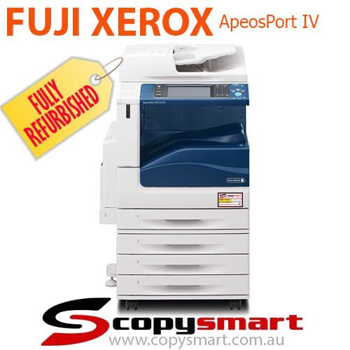 Fuji Xerox ApeosPort-IV C5575, C4475, C3375, C3373 & C2275 Printers - Fully Refurbished