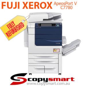 Fuji Xerox ApeosPort-V C7780 copysmart