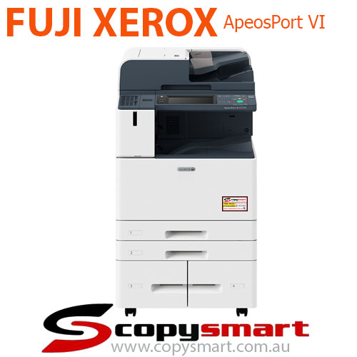 Fuji Xerox ApeosPort-VI C7771, C6671, C5571, C4471, C3371, C3370 & C2271 Colour Office Printers