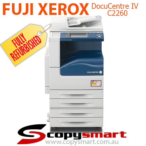 Fuji Xerox DocuCentre-IV C2260 Colour Multifunction Office Printer Photocopier