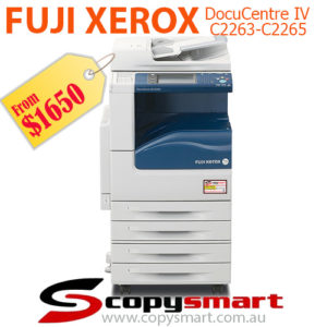 Fuji Xerox DocuCentre-IV C2263 & C2265