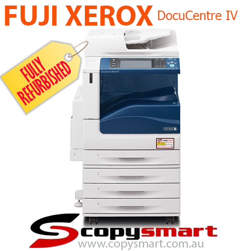 Fuji Xerox DocuCentre-IV C5575, C4475, C3375, C3373 & C2275 Colour Multifunction Office Printers - Fully Refurbished