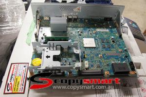 Fuji Xerox Office Printer Computer Motherboard Service Maintenance