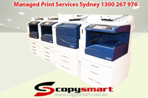 Managed Print Services Sydney Copysmart Fuji Xerox Office Printers Photocopiers