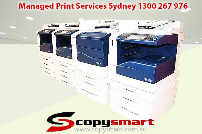 Managed Print Services Sydney Copysmart Fuji Xerox Office Printers Photocopiers