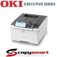 ES5442dn Oki Colour Printer Duplex Network