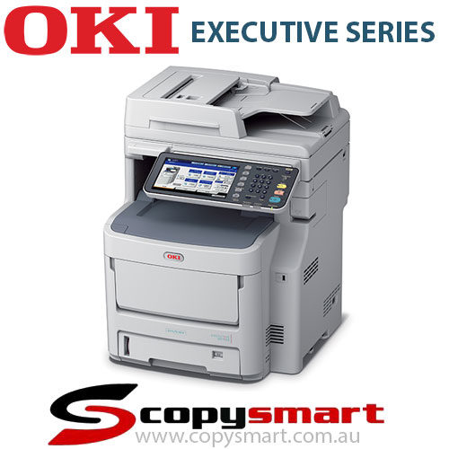 ES7470dn ES7480dfn OKI Colour Multifunction Laser Printer with Finisher