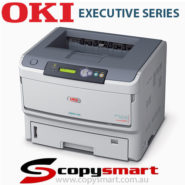 ES8140dn OKI Mono A3 Laser Printer