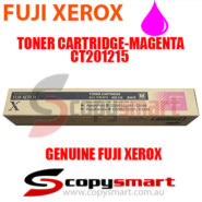 fuji xerox toner cartridge magenta ct201215 copysmart