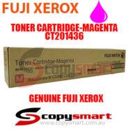 fuji xerox toner cartridge magenta ct201436 copysmart