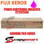 fuji xerox toner cartridge magenta ct201588 copysmart