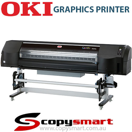 OKI ColorPainter E-64s Graphics Printer - Large Format Printer