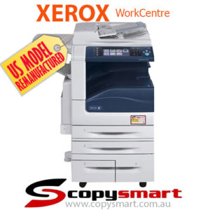 Xerox WorkCentre 7535 7556 remanufactured