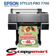 EPSON Stylus Pro 7700 24inches A1 Large Format Printer