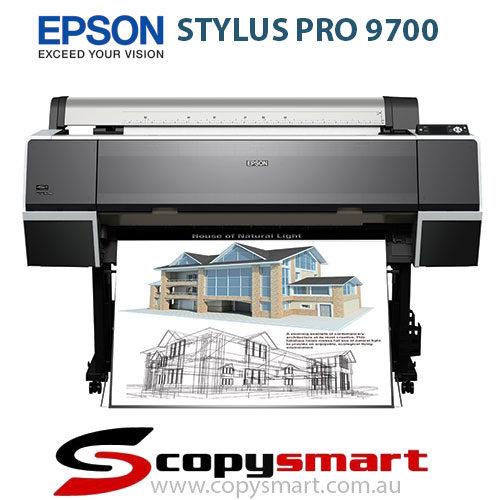 EPSON Stylus Pro 9700 Large Format Printer