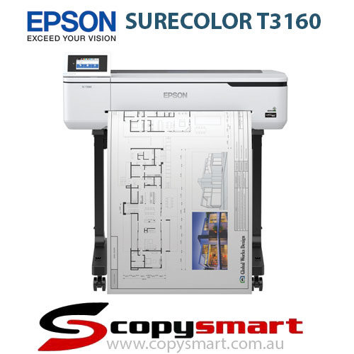 EPSON SureColor T3160 24 Large Format Printer