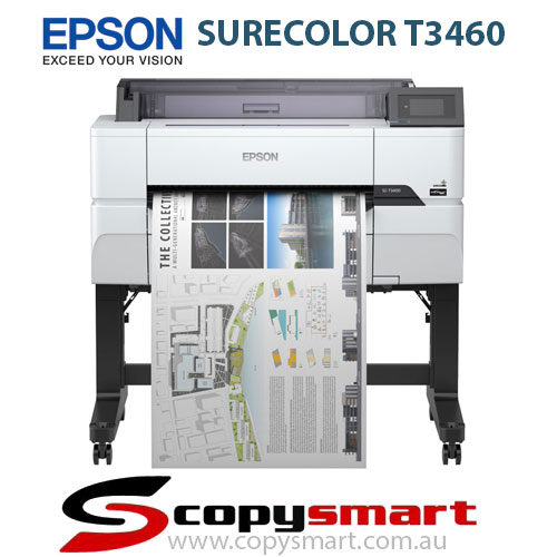 EPSON SureColor T3460 24 Large Format Printer