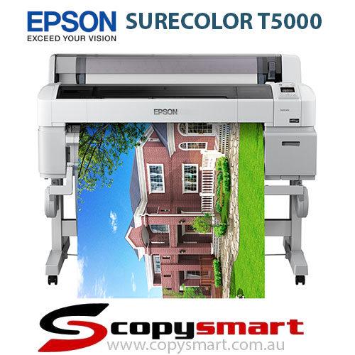 EPSON SureColor T5000 34 Large Format Printer