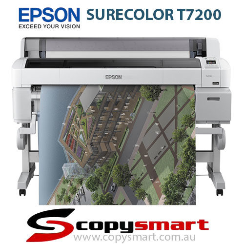 EPSON SureColor T7200 44 Large Format Printer