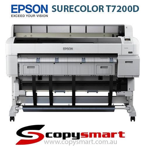 EPSON SureColor T7200D 44 Large Format Printer