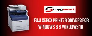 Fuji Xerox Printer Drivers For Windows 8 & Windows 10