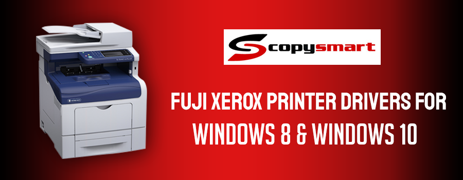 Fuji Xerox Printer Drivers For Windows 8 & Windows 10