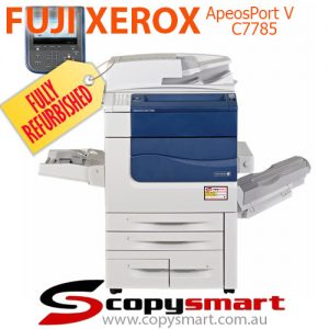 How To Set Up A Fuji Xerox Printer