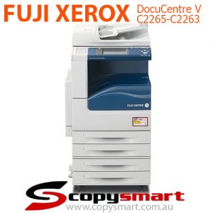 Set up the Fuji Xerox wireless printer