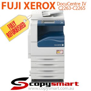 Setting up the Fuji Xerox wireless printer