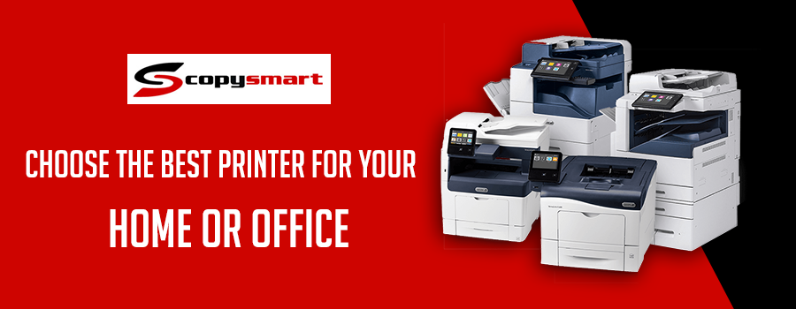 choose the best printer for home and offices