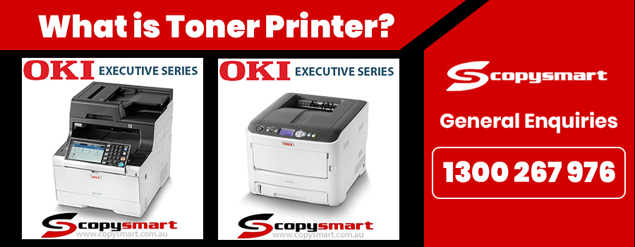 what is toner printer