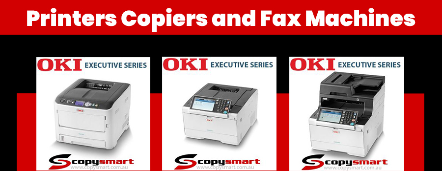printers photocopiers and fax machine