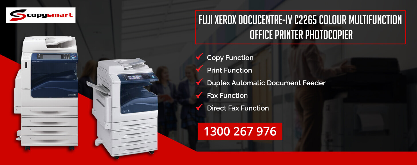 fuji xerox docucentre-IV C2265 color multifunction office printer