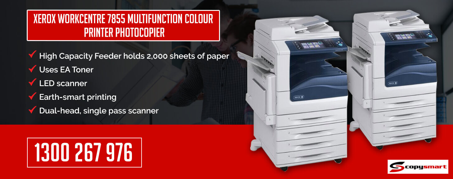 xerox workcentre 7855 multifunction color printer