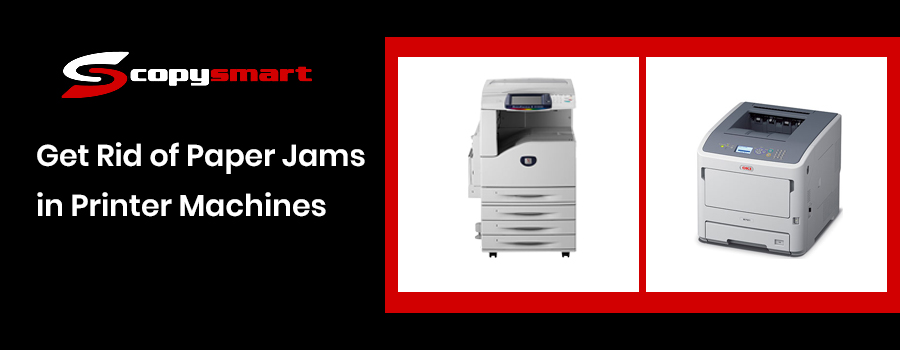 how to get rid of paper jams